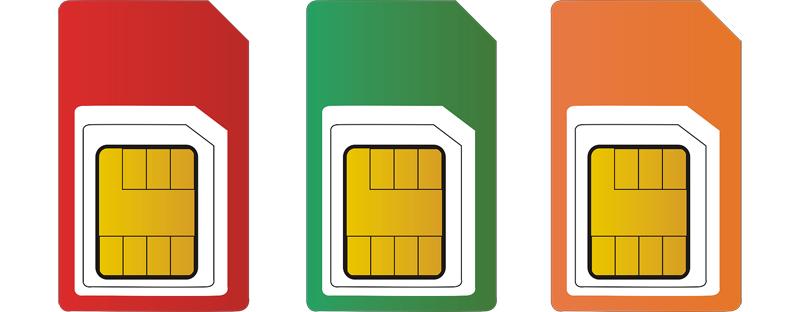 大容量格安SIM